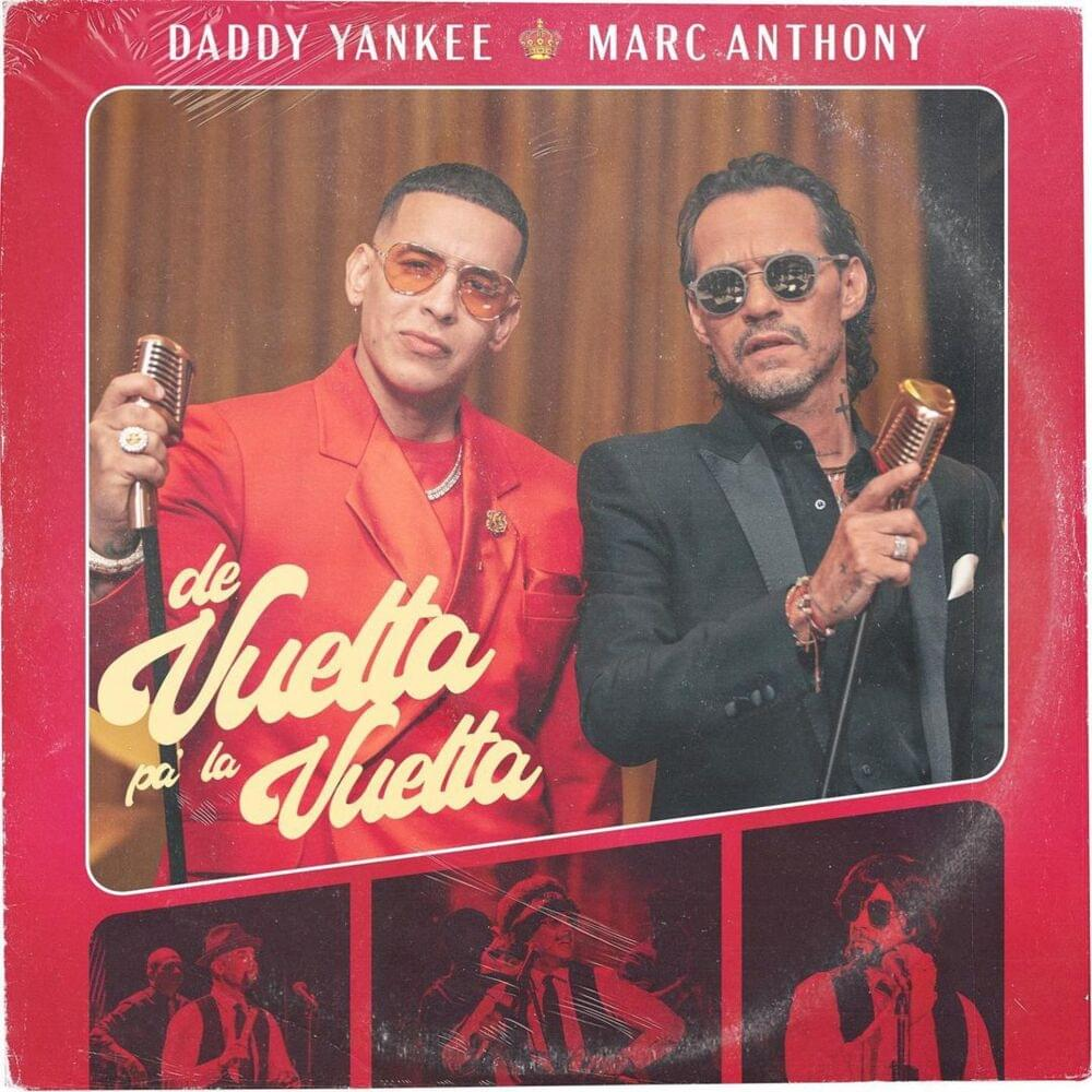 Daddy Yankee feat Marc Anthony